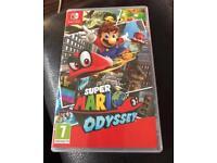 Super Mario Odyssey Nintendo switxh