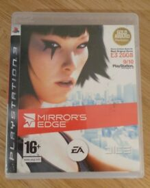 PS3 - Mirrors Edge - Excellent Condition