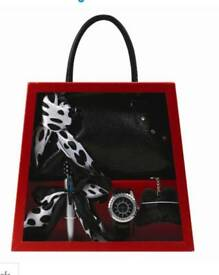 Ladies handbag gift set