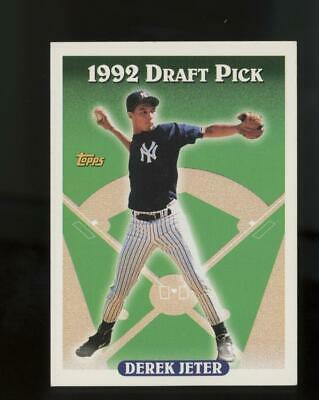 1993 Topps #98 Derek Jeter RC Rookie