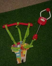 Brand new baby door bouncer (collection only)