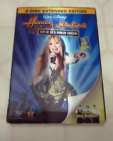 Hannah Montana Best of Both Worlds DVD