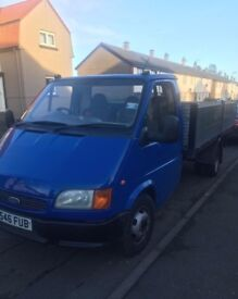 FORD TRANSIT SMILEY 190 DI LWB. SELL OR SWAP FOR SMILEY VAN.