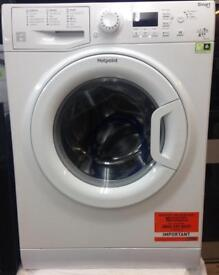 ***NEW Hotpoint 9kg 1400 spin washing machine for SALE with 1 year warranty ***