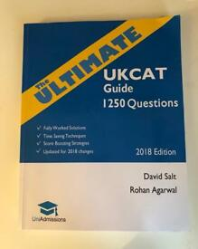 The Ultimate UKCAT Guide 1250 Questions by David Sait