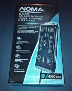 Noma Performance Series Surge Protector 4320 Joules  New