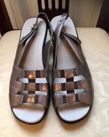 Ladies Hotter sandals size 42 (8)