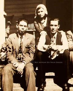 Bonnie and Clyde Photo...