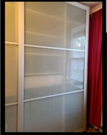 Sliding door for PAX wardrobe