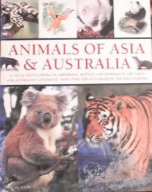 Animals of Asia & Australia