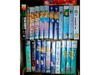 23 x SIMPSONS VHS CASSETTES COLLECTION. STUNNING. NOSTALGIC.