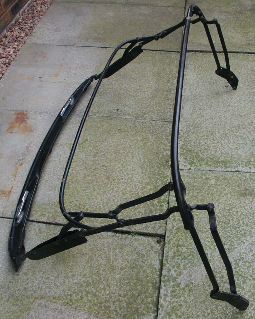 Triumph Spitfire Hood Frame to fit Convertible Soft Top   in Dalgety ...