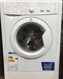Indesit IWDC6125 6+5kg 1200 Spin White Sensor Drying Washer/Dryer 1 YEAR GUARANTEE FREE FITTING