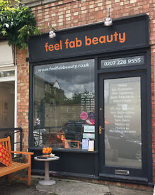 EXPERIENCED BEAUTY THERAPIST REQUIRED - CLAPHAM/EARLSFIELD