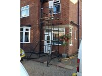 WANTED SCAFFOLD TOWER York area CASH