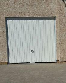 Garage door. Up and over