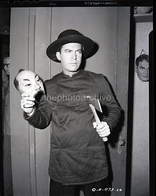 CHESTER MORRIS BOSTON BLACKIES CHINESE ADVENTURE Original Camera NEGATIVE U354