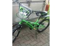 Kawasaki 20inch bmx