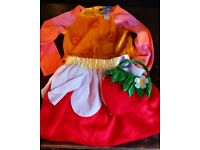 Little girls In The Night Garden Upsy Daisy outfit *collection only*