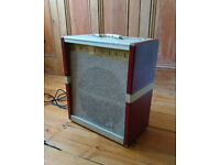 Selmer TV12 Professional amplifier late 1950s fully serviced