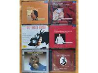 Classical CDs Opera Job Lot 6 vols (11cds)