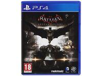 Batman Arkham knight Playstation 4