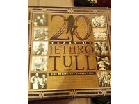 20 years of Jethro Tull cd box