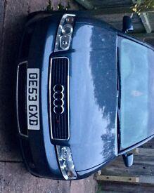 Audi A4 1.8 turbo 190