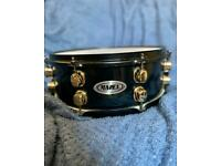 Mapex snare (gold plated lugs)