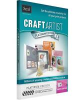SERIF CRAFT ARTIST PLATINUM EDITION