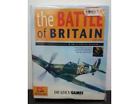Deadly Games The Battle of Britain PC CD-ROM