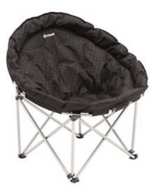 Casilda XL half moon chair
