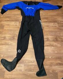 Typhoon hypercurve dry suit