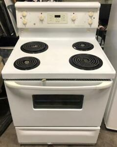 EZ APPLIANCE GE STOVE $229 FREE DELIVERY 403-969-6797