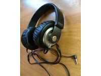 Sony MDR-XB500 Headband Headphones - Black