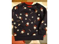 FREE Baby Christmas Jumpers