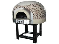 Commercial Pizza Oven - Wood fired, Gas, Dual Fuel, Mobile, Pizza Trailer, Pizza Piaggio
