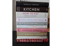 10 Nigella Lawson cookbooks - £35