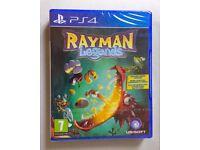 Rayman Legends - Sony Playstation 4 Game - NEW & SEALED - Fun PS4 Cartoon Platformer Kids Childrens