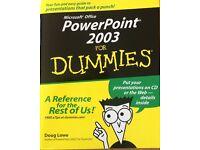 Microsoft PowerPoint 2003