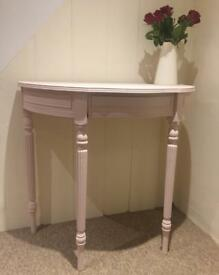 Console/Vanity Table