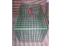 Cat/Small Dog carry cage box