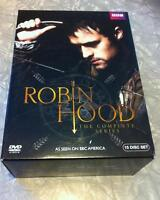 Robin Hood - The Complete Series- DVD