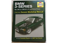 HAYNES MANUAL 3210 FOR BMW 3 SERIES E36