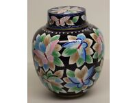 1 x large urn and 3 x mini urns (butterfly design)