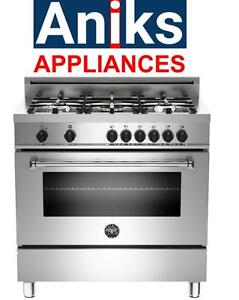Bertazzoni MAS365DFMXE 36in Dual Fuel Range. Reg $6614 Sale $4299 (416) 901-7557  http://www.aniksappliances.