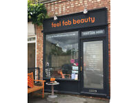 FRONT-OF-HOUSE & SALES MANAGER FOR TWO BEAUTY SALONS IN SW LONDON