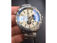 New stainless heavy duty tag heuer calibre 36 watch