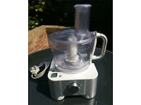 Kenwood Multi Pro Food Processor and Accesories