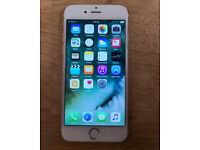Apple iPhone 6 white/gold 16GB (o2) boxed £160.00 ONO